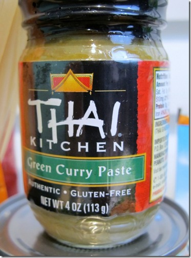 taking on classic thai green curry. – daily garnish