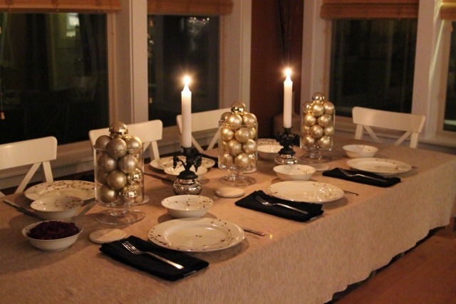 Pinned onto Christmas Dinner & table set up for christmas dinner | My Web Value