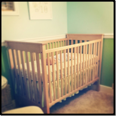 land of nod crib