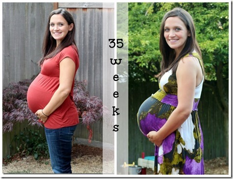 35 weeks collage