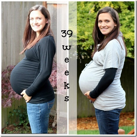 39 weeks collage