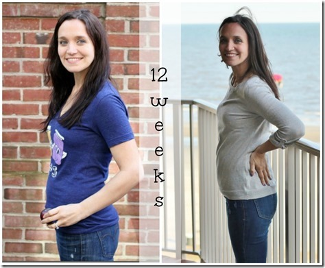 12 weeks collage